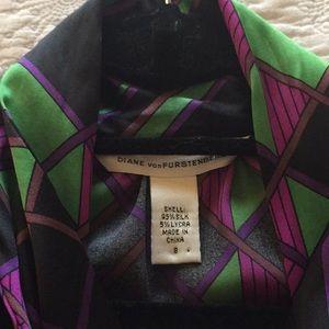 Gorgeous Diane Von Furstenberg blouse